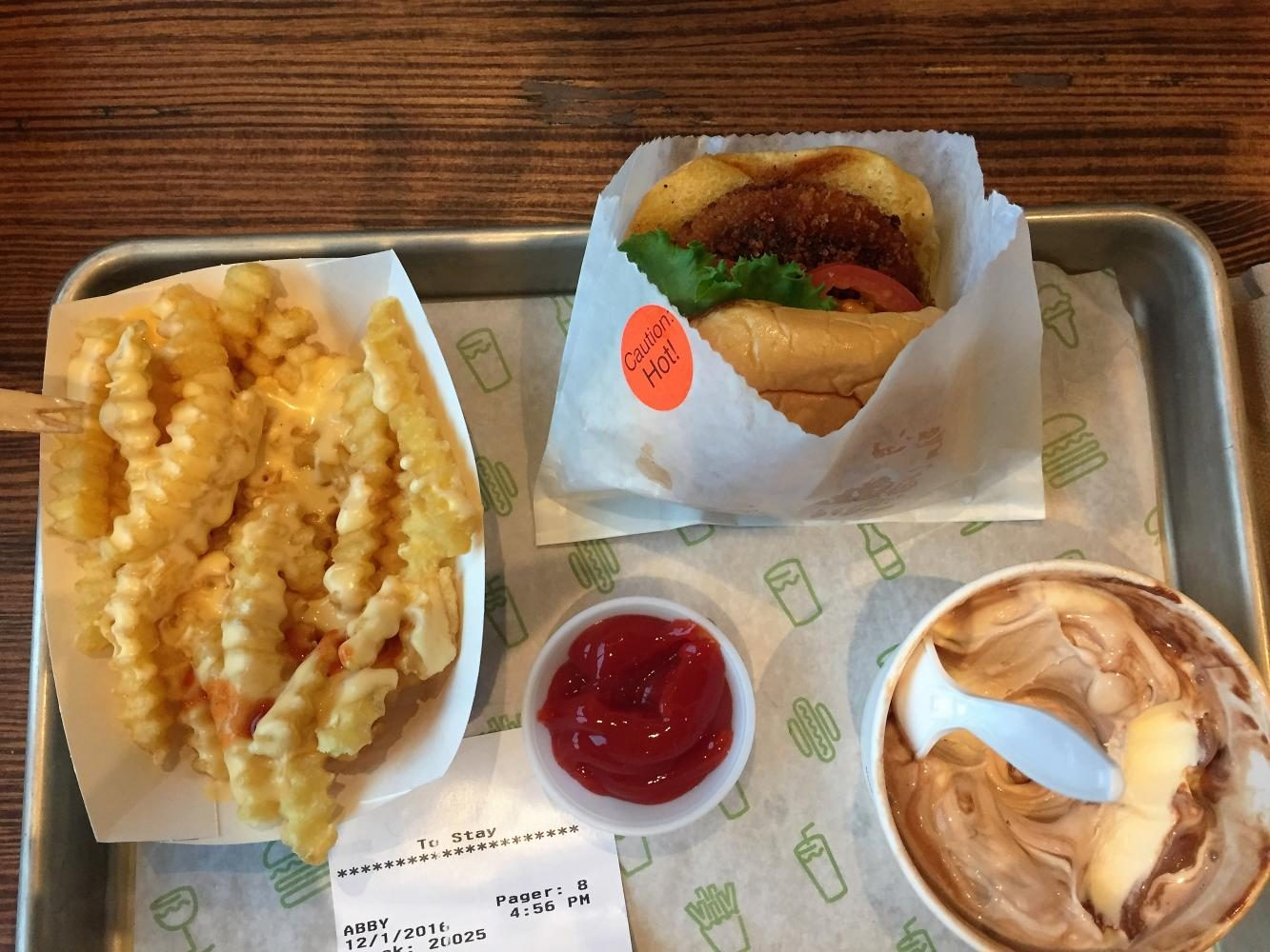 Shake Shack Restaurant Review