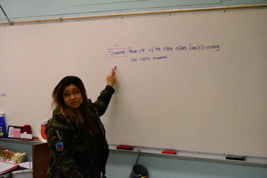 New Teacher Q & A with Jenni Ho