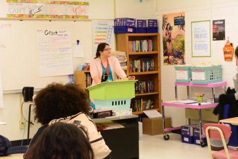 New Teacher Q & A with Sarah Collins
