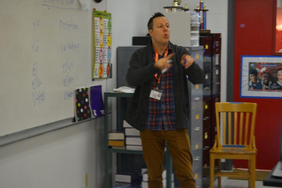 New Teacher Q & A with Dr. Trevor Boffone