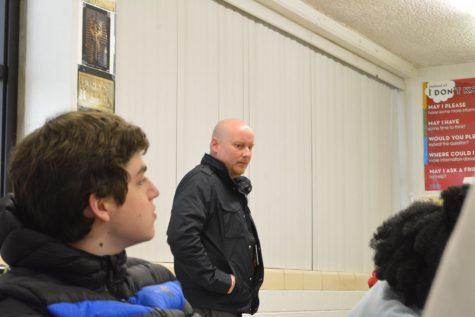 New Teacher Q & A with Justin Cothran