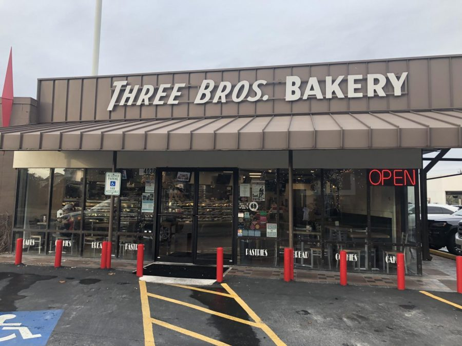 Three Brothers Bakery Review