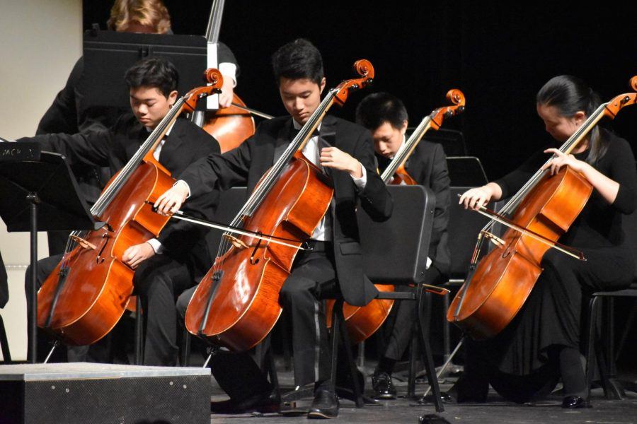 Orchestra Fall Concert