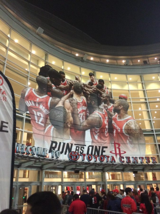 A Reflection On The Rockets