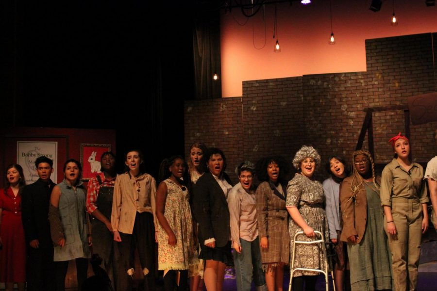 Urinetown the Musical: it