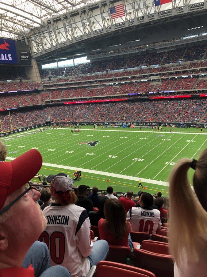 Houston Texans: it's time to shine