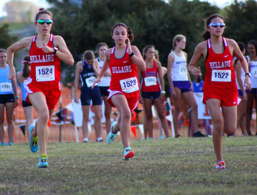 Boys and Girls Regional Cross Country Meet