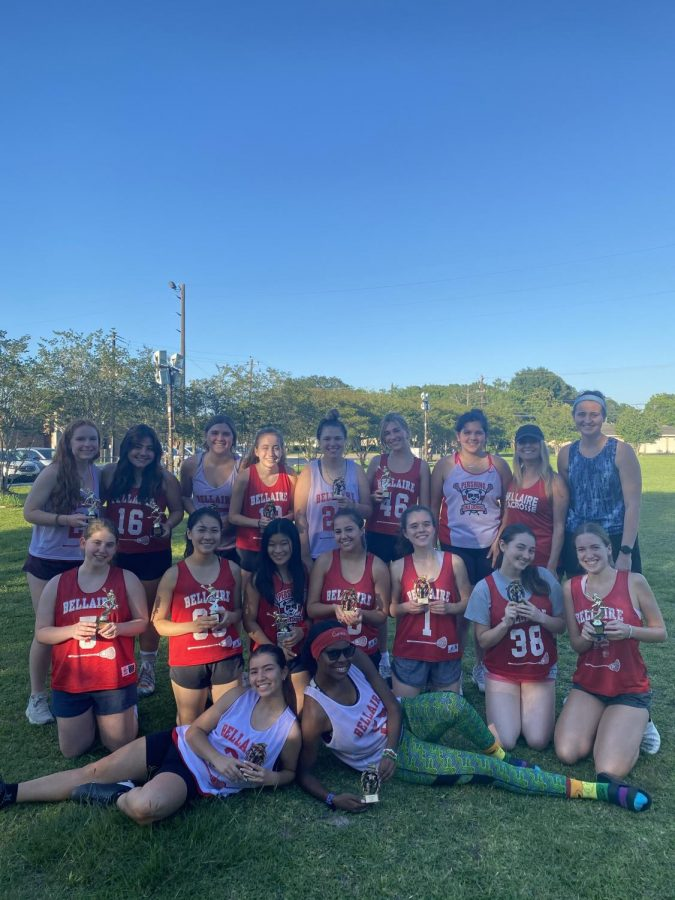 The+women%E2%80%99s+lacrosse+team+celebrated+the+end+of+their+season+during+their+banquet+picnic.+Awards+and+honors+were+given+to+some+of+the+players.+