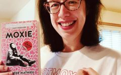 English teacher Jennifer Blessington shares her novel, Moxie, now a Netflix original film directed by Amy Poehler. Published in 2017, Moxie has 769 reviews on Amazon.com
